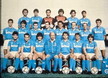 Ottavio Bianchi, porterà il Napoli al suo primo scudetto nell'annata 1986/87 -