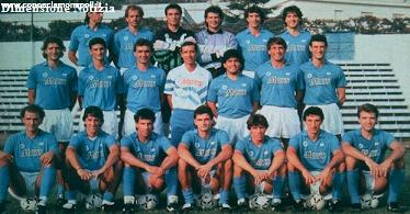 Alberto Bigon, porterà il Napoli al suo scondo scudetto nell'annata 1989/90 -