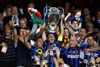 Inter Campione Europa 2010 -