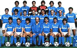 Napoli 1986 -