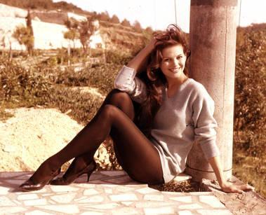 Claudia Cardinale sa invecchiare bene