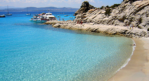 Porto Cervo - Chiunque può tenere il timone quando il mare è calmo -