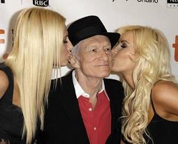 Hugh Hefner riprende il controllo di Playboy -