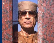 Gheddafi torna a parlare in televisione e accusa l'Occidente -