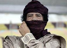 Gheddafi torna a parlare in televisione e accusa l'Occidente -