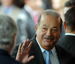 Il messicano Carlos Slim si conferma l'uomo più ricco del pianeta -