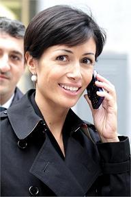 Carfagna, Miss e Ministro -