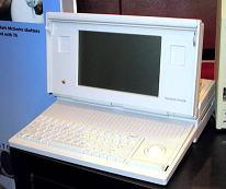 Trent'anni fa il primo computer portatile, pesava 11 chili - Macintosh Portable (1989) -
