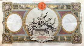 Banconota da Lire 1.000 del 1930 primo nuovo tipo -