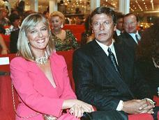 Addio a Gianni Brezza, marito di Loretta Goggi -