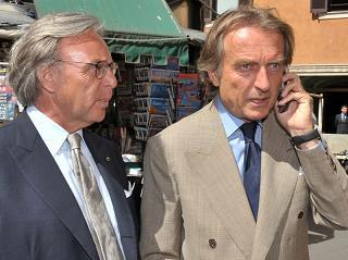 Luca Cordero di Montezemolo con Diego Della Valle potrebbero entrare in politica -