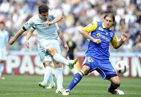 La Lazio vola contro il Parma -