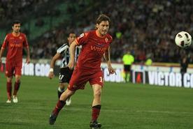 La Roma espugna Udine, doppio Totti -