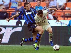 L'Inter piega il Chievo -