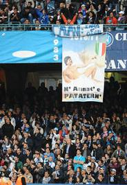 La fantasia dei tifosi napoletani -