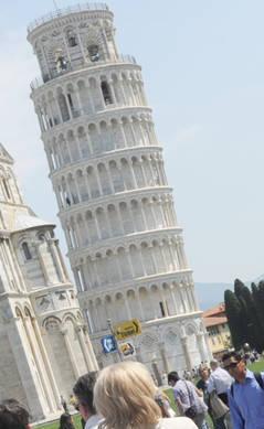 Restauro completato per la Torre di Pisa -