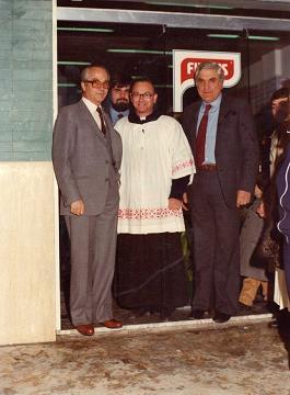 Luigi Crinisio, don Vittorio Sannino, Vincenzo Piccolo -