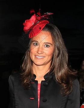 Philippa Middleton la sorella della sposa d'Inghilterra -