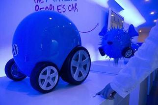 L'auto del futuro in mostra a Pechino2 -