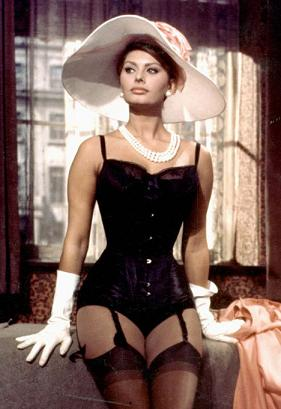 Sofia Loren foto storiche -