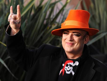 Boy George, per icona gay 50 anni da ex star -