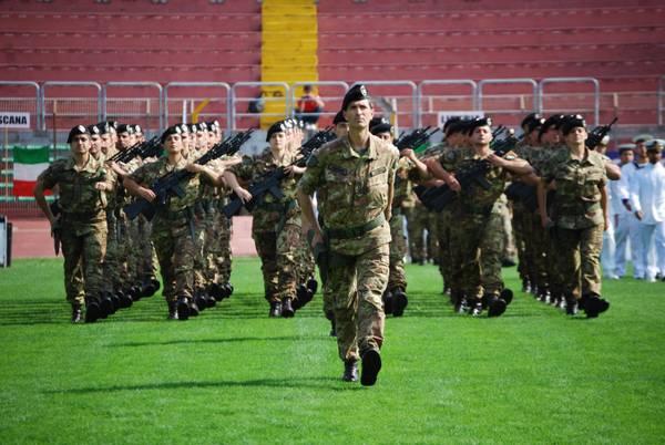 Esercito: 10 mila artiglieri al 27/o raduno a Mantova -