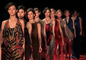 Moda a San Paolo Brasile -