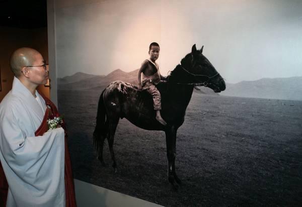 Monaco buddista apprezza foto scattate da Richard Gere -