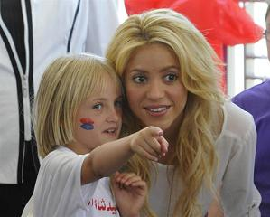 Shakira ambasciatrice Unicef in una scuola a Gerusalemme -
