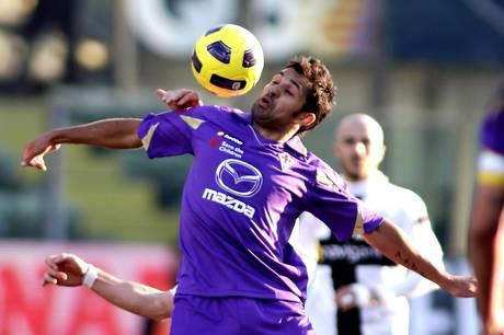 Mario Santana e' passato dalla Fiorentina al Napoli -