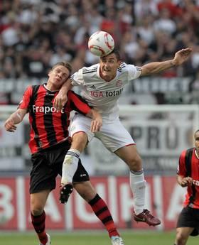 Miroslav Klose e' passato dal Bayern Monaco alla Lazio -