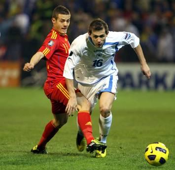 Senad Lulic e' passato dallo Young Boys alla Lazio -