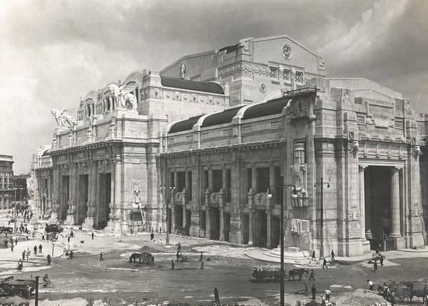 La stazione di Milano compie 80 anni -