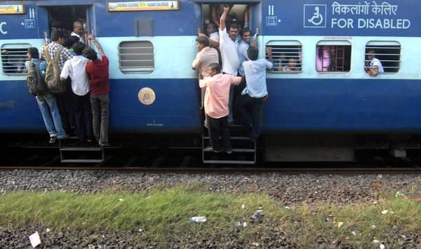 Cosi' si viaggia in India sui treni: l'espresso per Chennai -