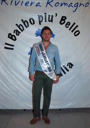 Bologna: Antonio Torella, infermiere, il papa' più bello -
