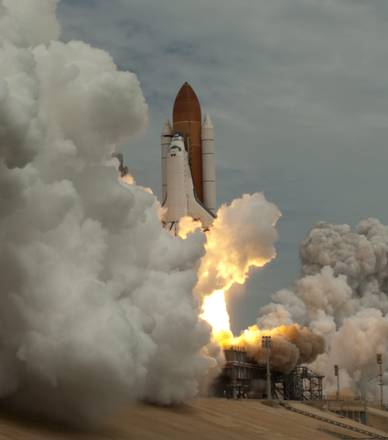 USA: da Cape Canaveral, l'ultimo storico volo dell'Atlantis -