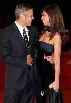 Clooney: 'A Venezia con una nuova ragazza' -