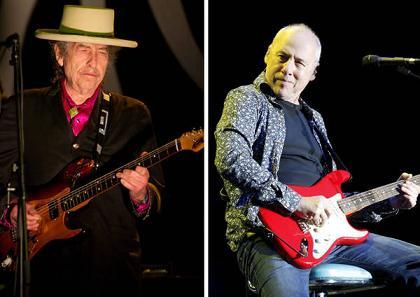 Bob Dylan e Mark Knopfler insieme: Tour in Italia a novembre -
