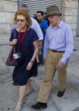 Woody Allen al lavoro a Roma per The Bop Decameron -