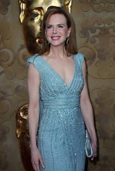 Nicole Kidman al British Academy - Il fascino dell'età