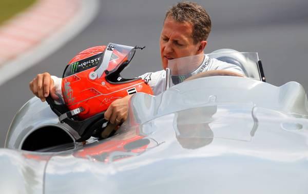 F1: Schumacher al Nuerburgring per Gran Premio di Germania -
