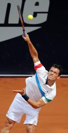 Tennis, il tedesco Tobias Kamke impegnato in torneo Amburgo -