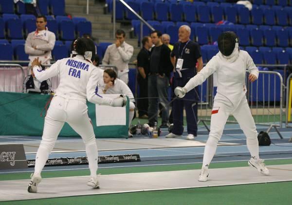 Europei scherma, Polonia-Francia per spada donne a squadre -