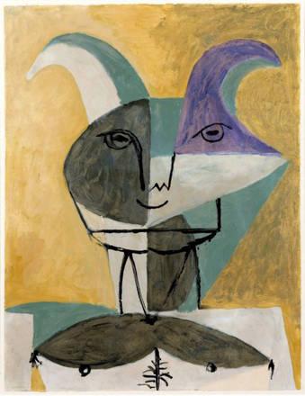 'Buste de faune', 200 opere di Picasso saranno in mostra a Pisa -