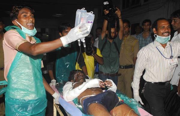 Attentato a Mumbai -