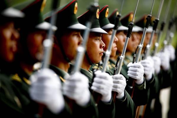 Cina, Pechino per la Giornata dell'esercito -