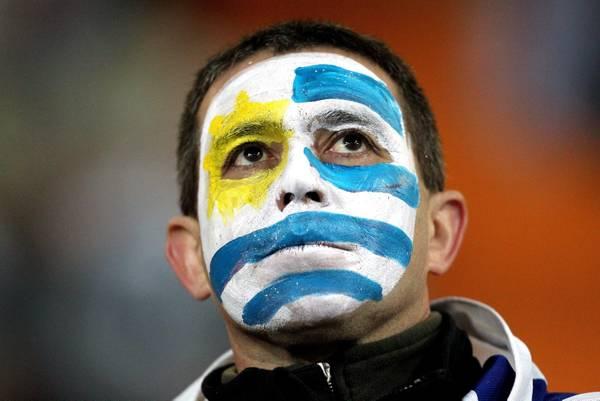Coppa America, Uruguay-Perù:gli effetti collaterali del tifo -