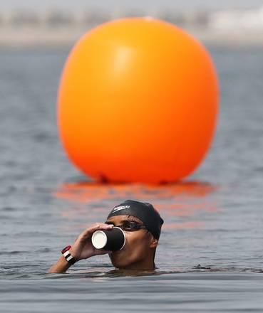 Mondiali Shanghai: 25km acque libere, stop per rifornimento -