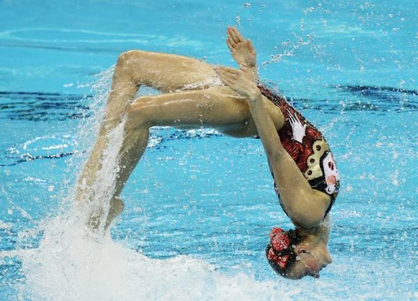Shanghai, Mondiali: due russe, una sott'acqua e l'altra salta -
