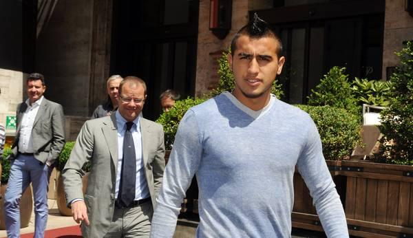 A Torino, visite mediche per il neojuventino Arturo Vidal -